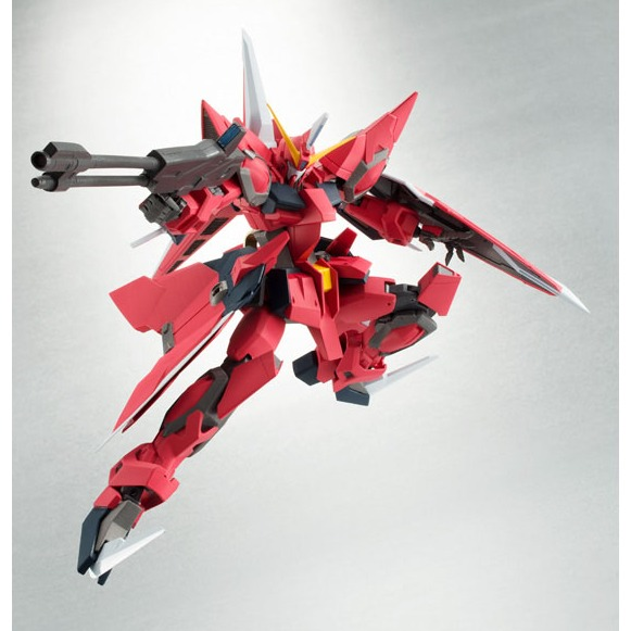 BANDAI 代理 ROBOT魂 〈SIDE MS〉SEED 神盾鋼彈 Aegis