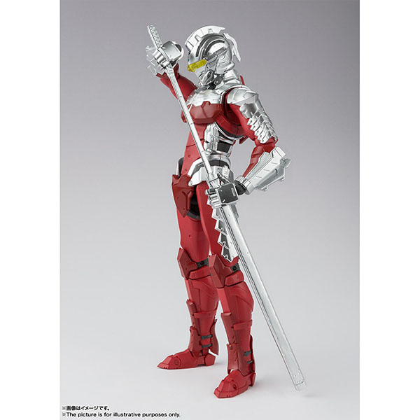 BANDAI 萬代 | 代理版 | S.H.Figuarts SHF 超人力霸王 | SUIT ver 7-the Animation-