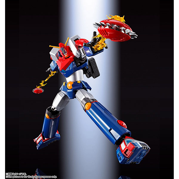 BANDAI 萬代 | 代理版 | 超合金魂 | GX-90 超電磁機器人 | 孔巴特拉V 孔巴德拉V F.A. (預訂2020年3月)