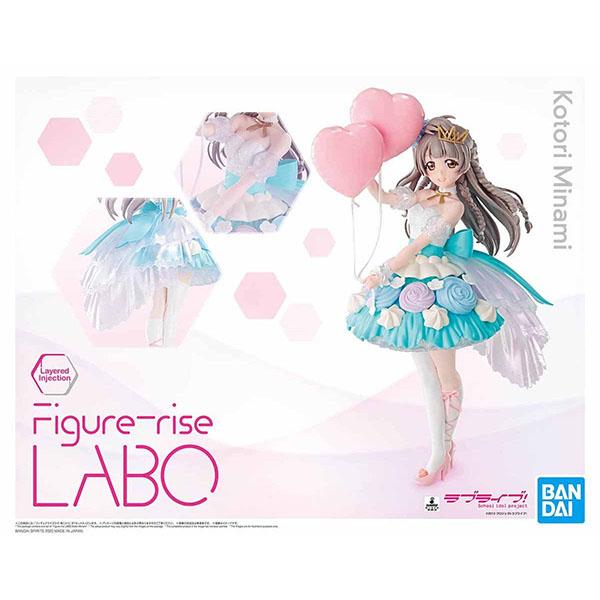 BANDAI 萬代 | Figure-rise Labo Love Live! 南 小鳥 | 組裝模型