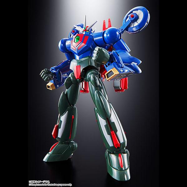 BANDAI 萬代   超合金魂   GX-96 蓋特機器人號 (預訂2021年9月)