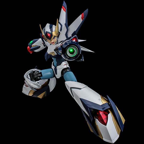 Sentinel 千值練   洛克人X 艾克斯獵鷹裝甲 Ver.EIICHI SHIMIZU (預訂2020年10月)