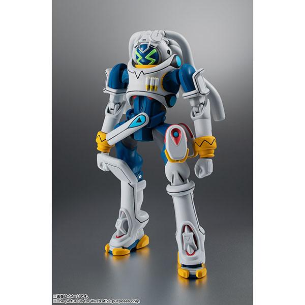 BANDAI 萬代 | 代理版 | ROBOT魂 <SIDE OM> OVERMAN 極限戰士 | 超限人 | 帝皇基拿 (預訂2020年3月)