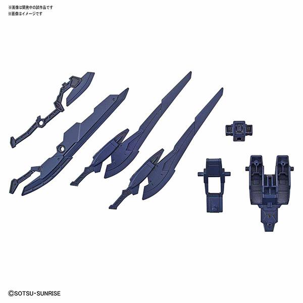 BANDAI 萬代 | HGBD:R 1/144 火星4式武裝組 | 組裝模型