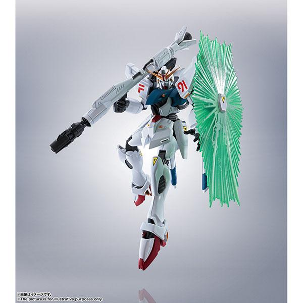 BANDAI 萬代 | ROBOT魂 <SIDE MS> 機動戰士 | 鋼彈F91 EVOLUTION-SPEC (預訂2020年5月)