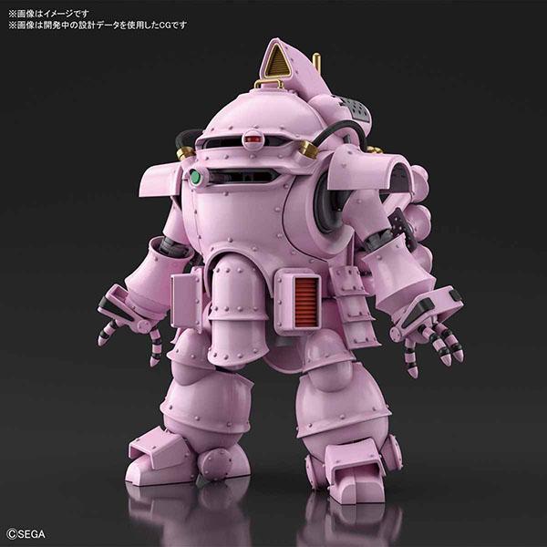 BANDAI 萬代 | HG 1/20 櫻花大戰 | 光武・改(真宮寺 櫻 座機) 組裝模型