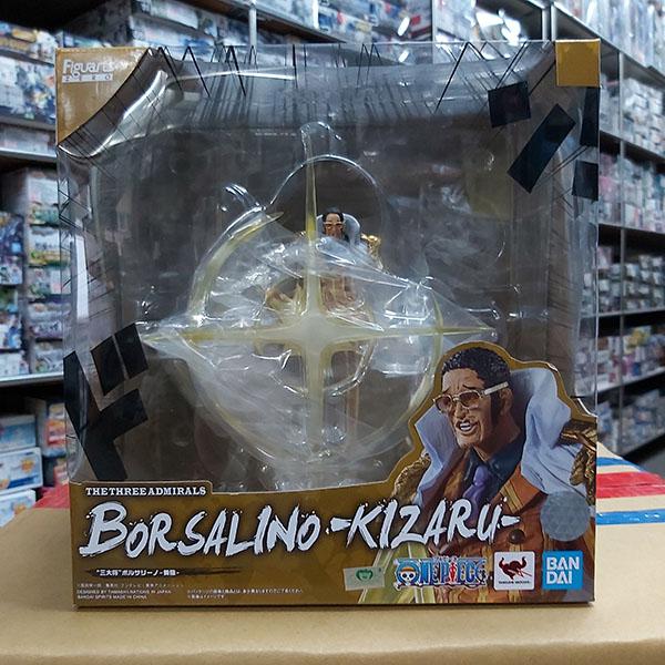 BANDAI 萬代 | 代理版 | Figuarts ZERO 海賊王[EXTRA BATTLE]三大將 | 波爾薩利諾 | 黃猿
