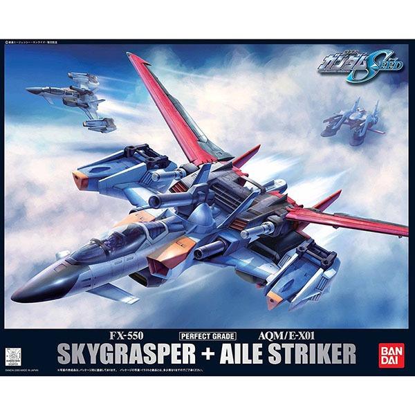 BANDAI 萬代 PG 1/60 空中霸者打擊   組裝模型