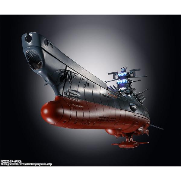 BANDAI 代理版 超合金魂 GX-86 宇宙戰艦大和號2202〈附聲光音效 〉