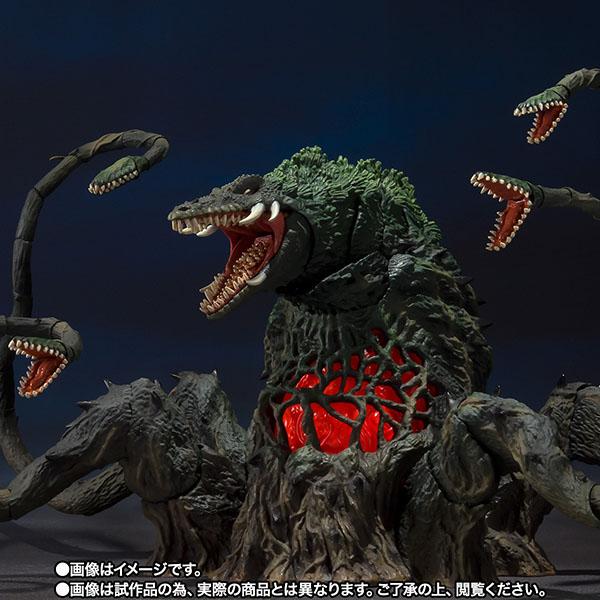 BANDAI 萬代   S.H.MonsterArts   SHM 碧奧蘭蒂   Special Color Ver.
