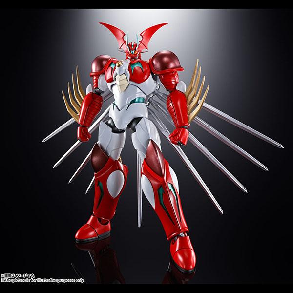 BANDAI 萬代 | 超合金魂 | GX-99 《蓋特機器人ARC》 蓋特機器人ARC (預訂2021年11月)