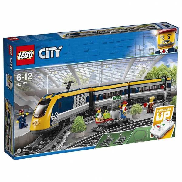 LEGO 樂高 城市系列  60197 客運列車 LEGO,樂高,城市系列,60197,客運列車