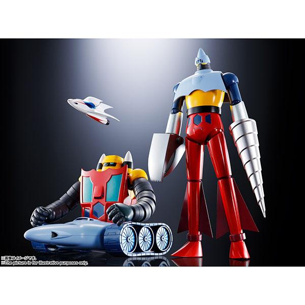 BANDAI 萬代 | 代理版 | 超合金魂 | GX-91 蓋特機器人 | 蓋特 2&3 D.C. (預訂2020年1月)