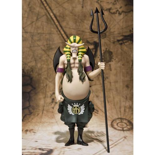 Figuarts Zero 海賊王 航海王 推進城監獄 般若拔 漢尼拔 海賊王,航海王,般若拔,漢尼拔