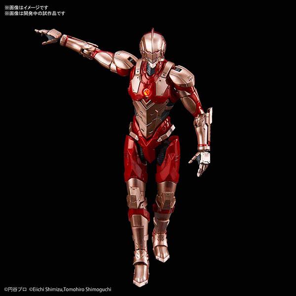 BANDAI 萬代 | Figure-rise Standard 1/12 超人力霸王戰鬥服 | B (解除制限 Ver.) 組裝模型