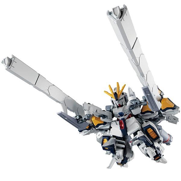 BANDAI 萬代 | 代理版 | 機動戰士鋼彈NT  FW GD CONVERGE EX28 NT鋼彈 A裝備 | 盒玩(無糖) (預訂2019年10月)