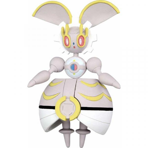 "TAKARA TOMY | 日版 | 精靈寶可夢 | 神奇寶貝 | EX ESP-10 | 瑪機雅娜 《神奇寶貝XY&Z/電影版/波爾凱尼恩與機關人偶瑪機雅娜》登場之人造神奇寶貝""瑪機雅娜"",由日本玩具商TAKARA TOMY 商品化呈現,高度約為7公分完成品。"