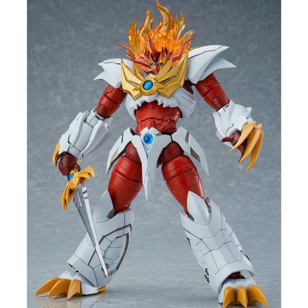 MODEROID 魔神凱撒雷牙 組裝模型 魔神凱薩,無敵鐵金剛,雷牙