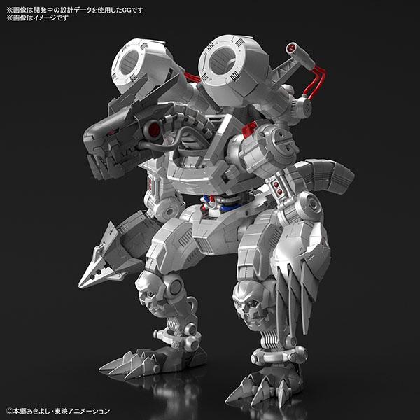 BANDAI 萬代 | Figure-rise Standard 機械邪龍獸(增幅版) 組裝模型