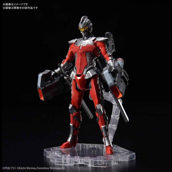 BANDAI 萬代 Figure-rise Standard 1/12 超人力霸王 Ver7.3(全武裝) 組裝模型 (預訂2019年9月)