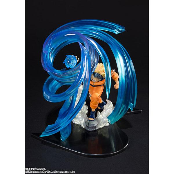 BANDAI 萬代   代理版   Figuarts ZERO 火影忍者   漩渦鳴人-螺旋丸-絆Relation