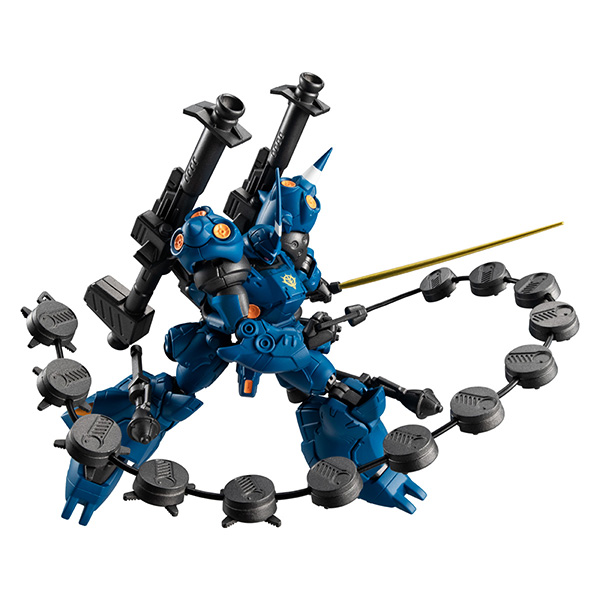 BANDAI 萬代 | 機動戰士鋼彈 | 盒玩 | G-FRAME FA EX01 KAMPFER&NT-1 ALEX CHOBHAM ARMOR 套組 | 全1種 (預訂2022年2月)