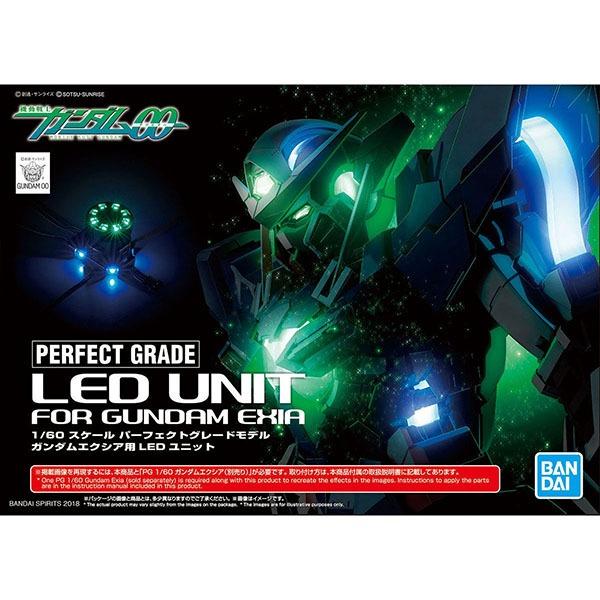 BANDAI 萬代 PG 1/60 能天使用LED燈套組 | 組裝模型