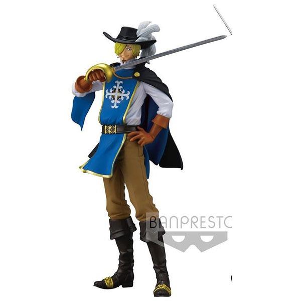 BANPRESTO 代理版 | 海賊王 | 尋寶之旅 | TREASURE CRUISE VOL.2 香吉士