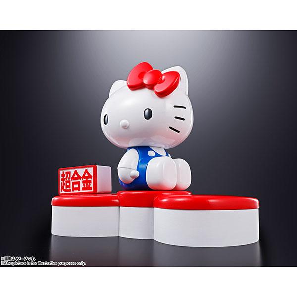 BANDAI 萬代 | 超合金 | Hello Kitty 凱蒂貓 | 45週年紀念