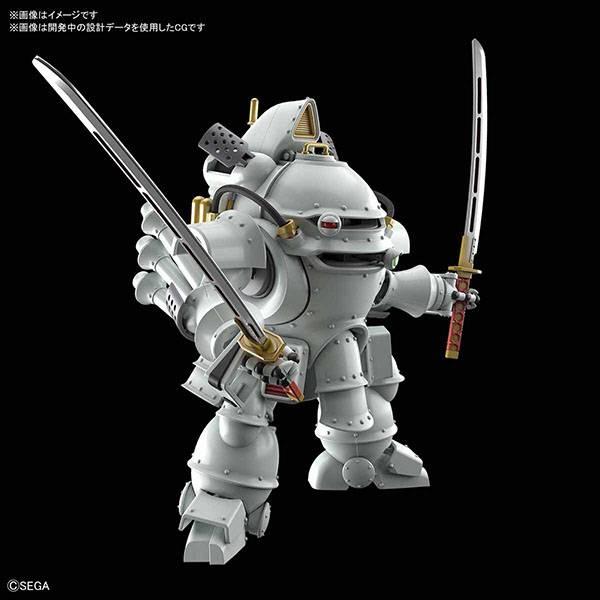 BANDAI 萬代 | HG 1/20 櫻花大戰 | 光武・改(大神一郎 座機) 組裝模型