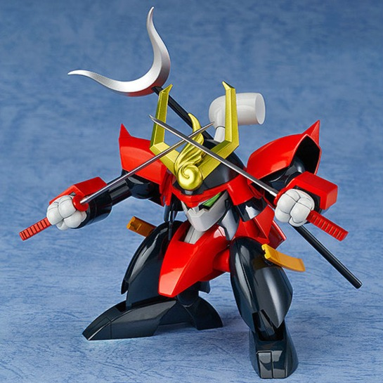 PLAMAX MS-01 戰神丸 魔神英雄傳,戰神丸
