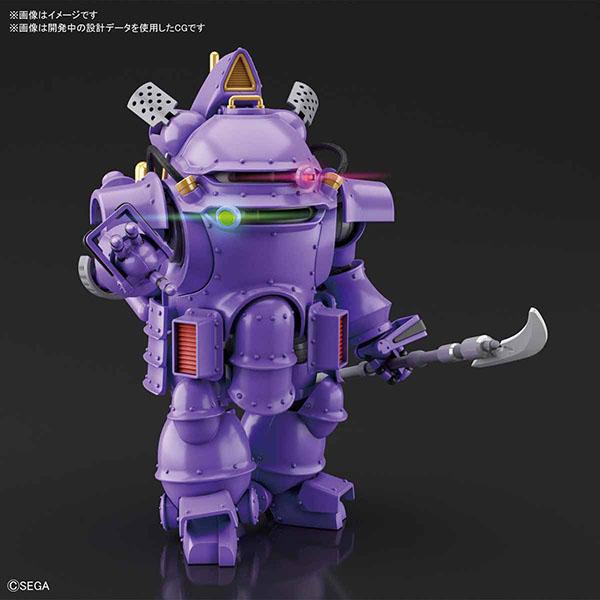 BANDAI 萬代 | HG 1/20 光武・改 (神崎堇座機) 組裝模型