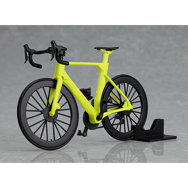 Max Factory figma+PLAMAX 公路自行車(萊姆綠)組裝模型