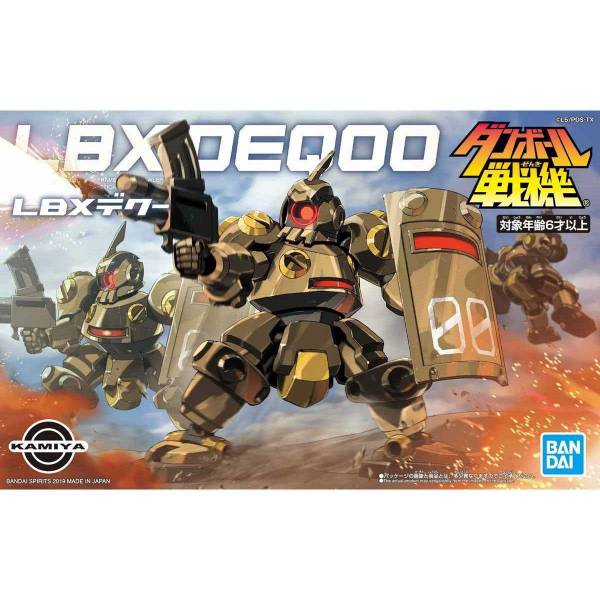 BANDAI 萬代 LBX 紙箱戰機 | 迪庫 | 組裝模型