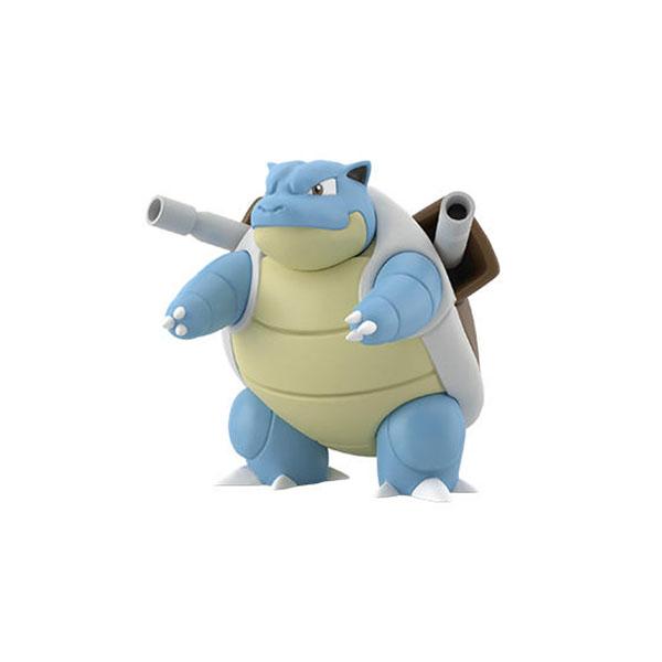 BANDAI 萬代   代理版   精靈寶可夢   SCALE WORLD   水箭龜 (預訂2019年10月)