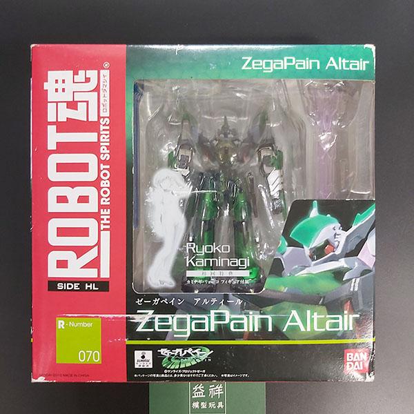 BANDAI 萬代 | ROBOT魂 #070 ZegaPain 是我痛 | Altair 牽牛星