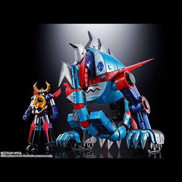 BANDAI 萬代 | 超合金魂 | GX-100 鎧王&大空魔龍 (預訂2021年12月)