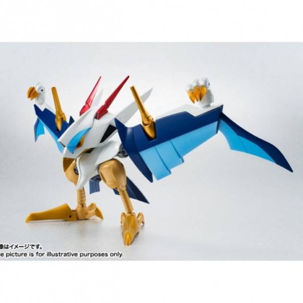 BANDAI 代理版 Robot魂 魔神英雄傳 空神丸