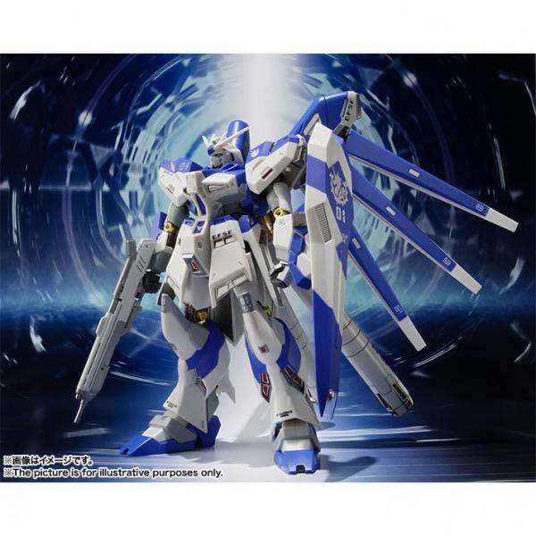 BANDAI 代理 METAL ROBOT魂 RX-93-ν2 Hi-ν鋼彈 海牛