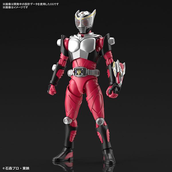 BANDAI 萬代   Figure-rise Standard 假面騎士   龍騎   組裝模型