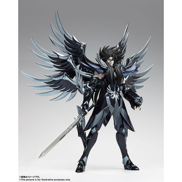 BANDAI 萬代   聖衣神話EX 聖鬥士星矢   冥王黑帝斯   哈帝斯