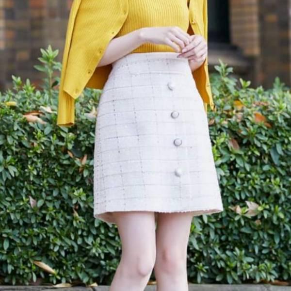 短裙/膝上裙 Skirt 短裙送洗
