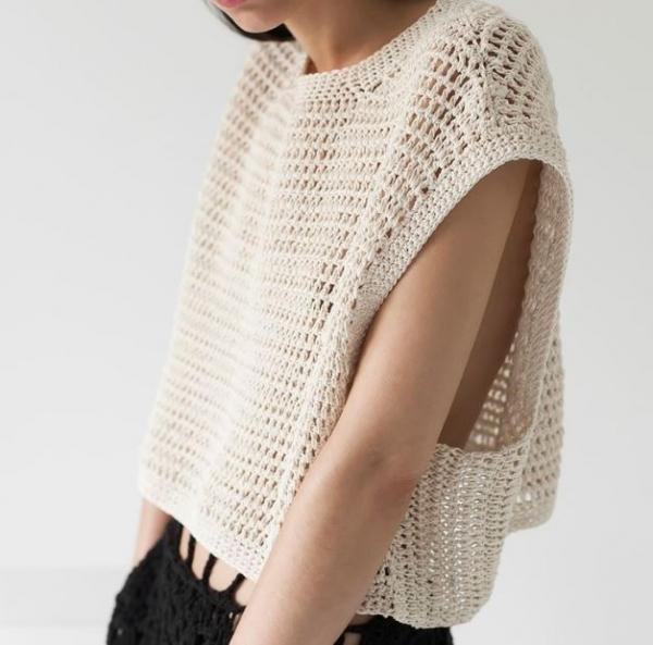 半身薄針織 Light Knitwear 針織送洗,薄毛衣送洗