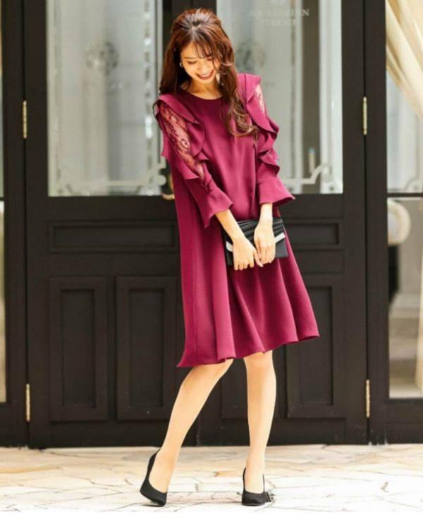 短連身裙 Short Dress 洋裝乾洗