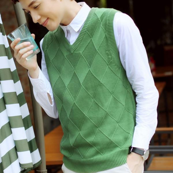 毛衣背心Sleeveless sweater 毛衣背心乾洗
