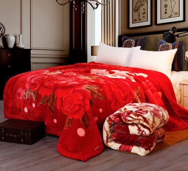 厚毛毯(傳統毛毯無夾棉)/Double Thick Blanket 毛毯送洗