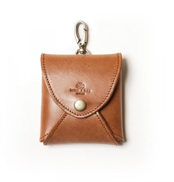 真皮挂勾小包 镜头盖包 小物包 礼品 附赠礼盒包装 真皮挂勾小包