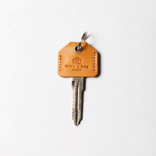 真皮手工鑰匙套 可刻字  真皮手工鑰匙套