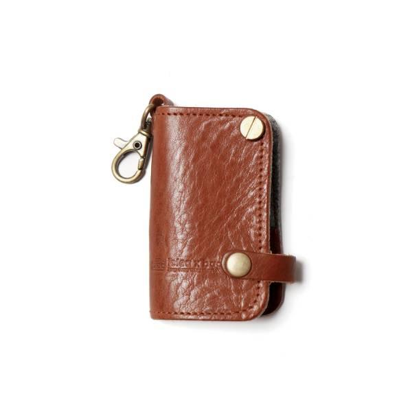 真皮汽车钥匙包 汽车用品 钥匙圈 钥匙包 棕色 钥匙圈 钥匙包