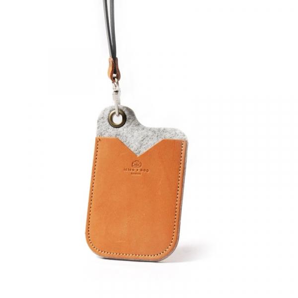 手作进口真皮证件夹票卡夹 真皮证件夹